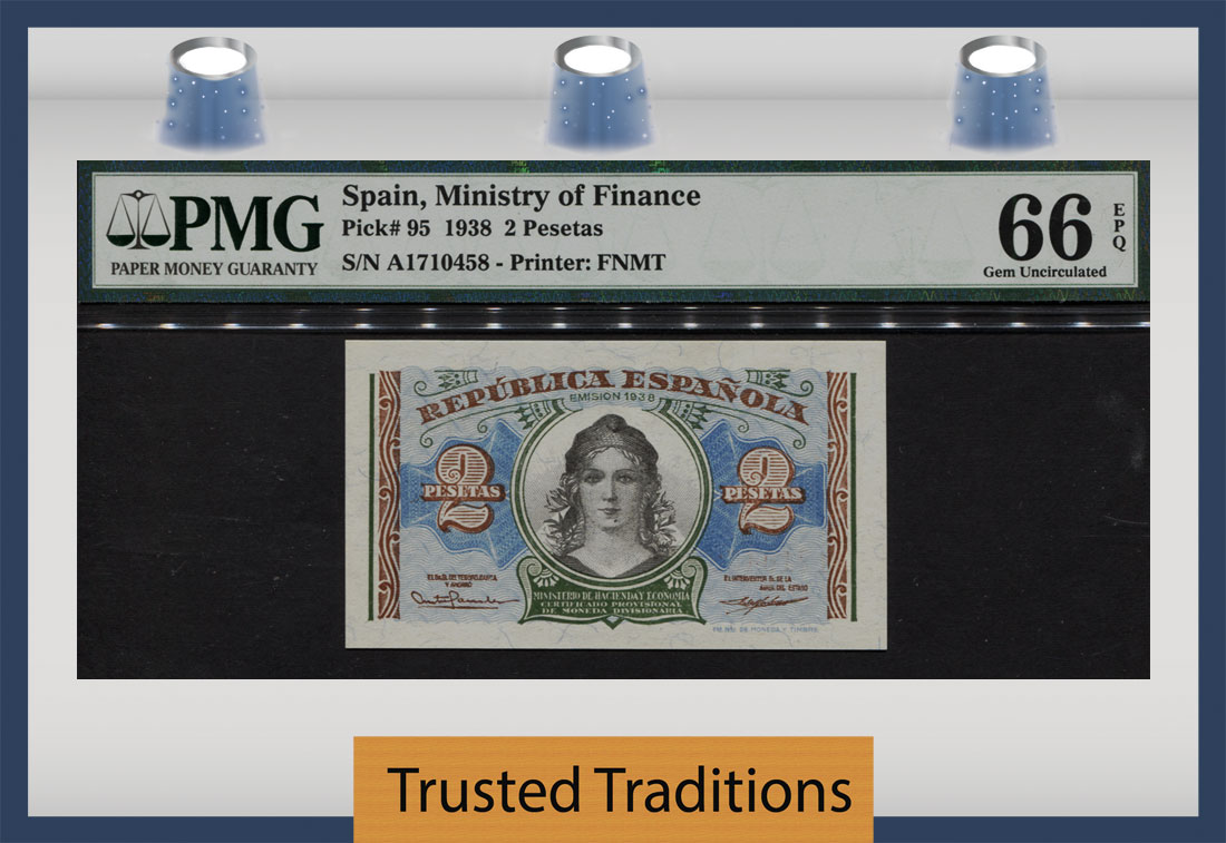 Spain - Currency for sale on Collectors Corner